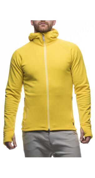Houdini M's Power Houdi Buttercup Yellow